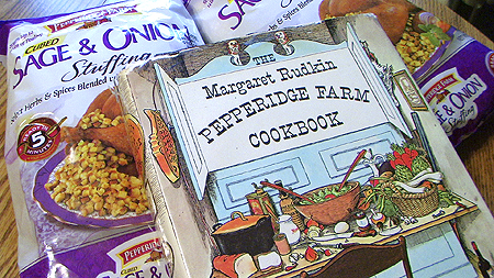 Original Recipe Pepperidge Farm Sage Onion Stuffing Luna Pier Cook