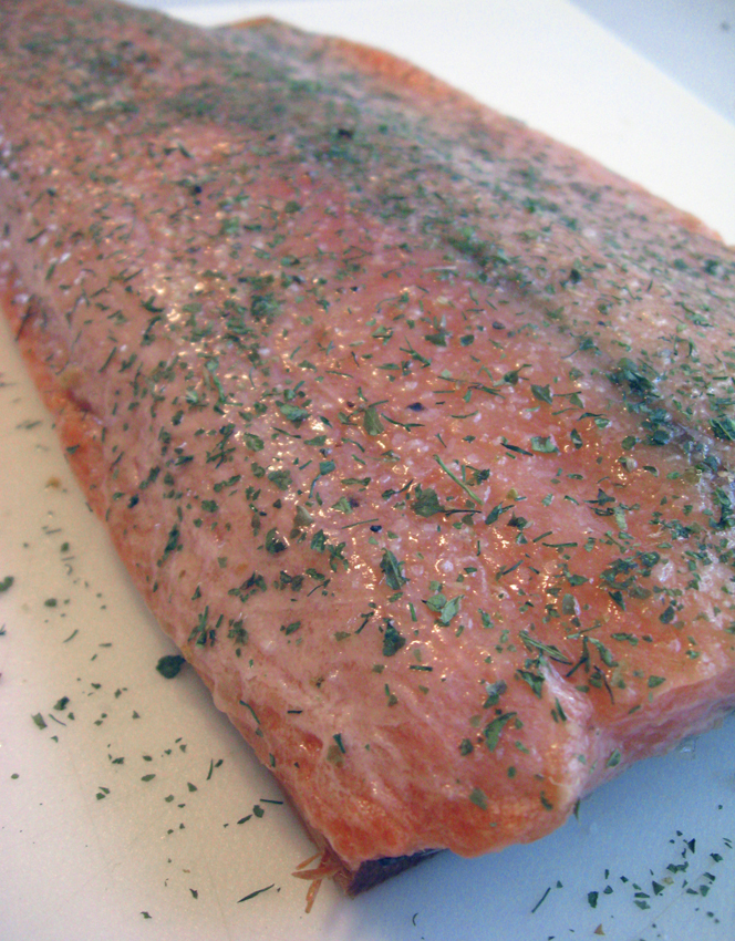 Salmon grilled on cedar recipes